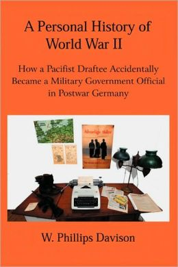 A Personal History Of World War Ii