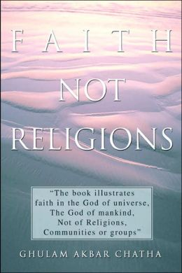 Faith Not Religions