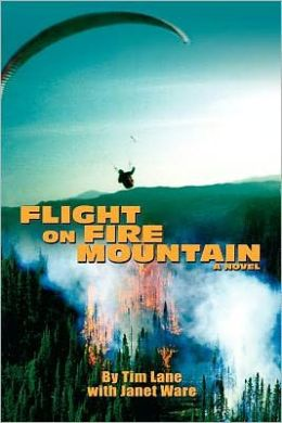 Flight on Fire Mountain