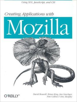 Creating Applications with Mozilla