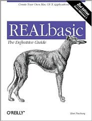 REALbasic: The Definitive Guide