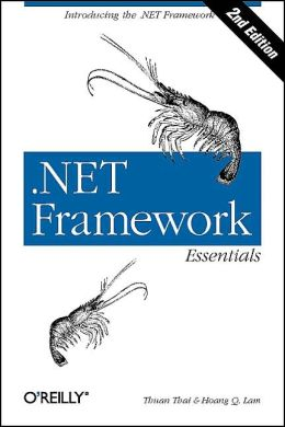.NET Framework Essentials, 2nd Edition