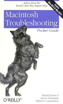 Macintosh Troubleshooting Pocket Guide
