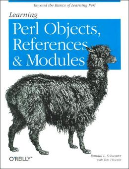Learning Perl Objects, References, & Modules