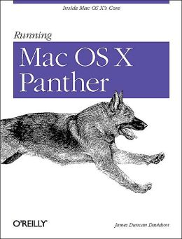 Running Mac OS X Panther