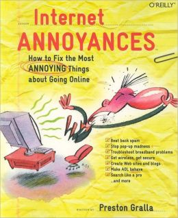 Internet Annoyances
