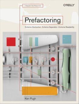 Prefactoring