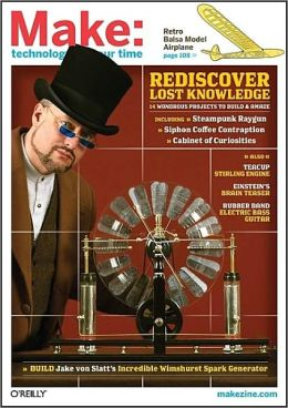 Make: Technology on Your Time Volume 17