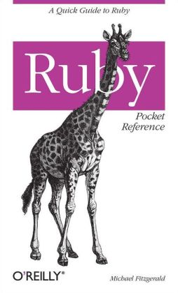 Ruby Pocket Reference