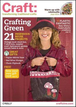 CRAFT: Volume 09: Transforming Traditional Crafts