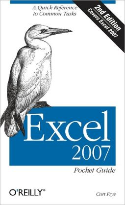 Excel 2007 Pocket Guide