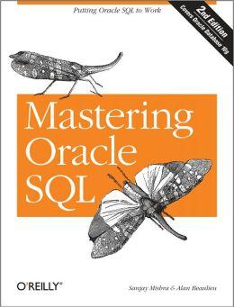Mastering Oracle SQL