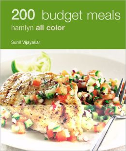 200 Budget Meals: Hamlyn All Color