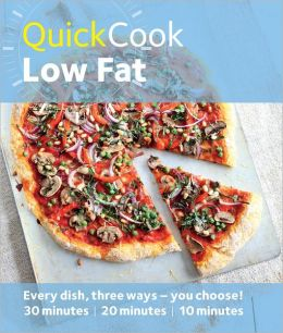 Quick Cook Low Fat
