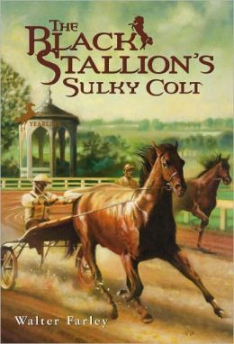 Black Stallion's Sulky Colt (Turtleback School & Library Binding Edition)