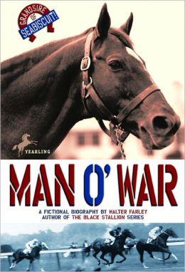 Man O' War (Turtleback School & Library Binding Edition)