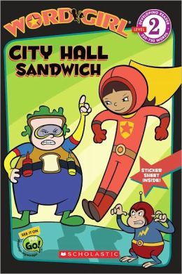 City Hall Sandwich (Turtleback School & Library Binding Edition)