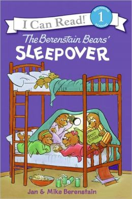 The Berenstain Bears' Sleepover (Turtleback School & Library Binding Edition)