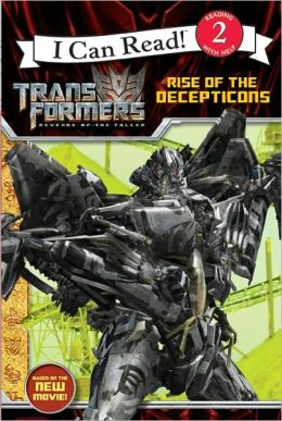 Rise of the Decepticons (Turtleback School & Library Binding Edition)