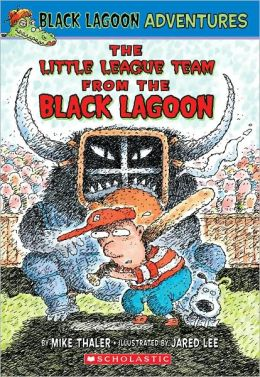 The Little League Team from the Black Lagoon (Turtleback School & Library Binding Edition)