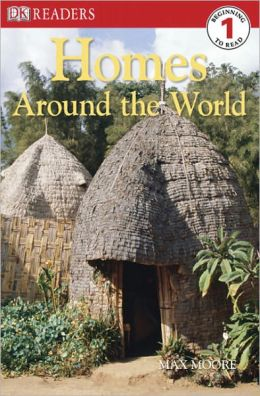 Homes Around the World (Turtleback School & Library Binding Edition)