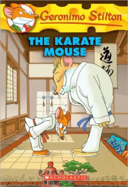 The Karate Mouse (Turtleback School & Library Binding Edition)