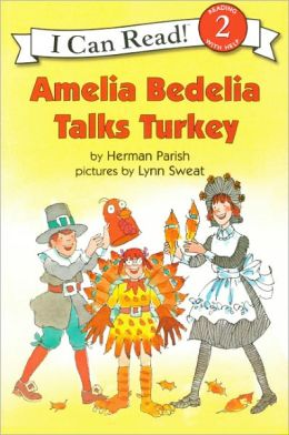 Amelia Bedelia Talks Turkey (Turtleback School & Library Binding Edition)