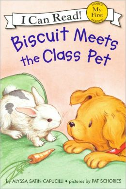Biscuit Meets The Class Pet (Turtleback School & Library Binding Edition)