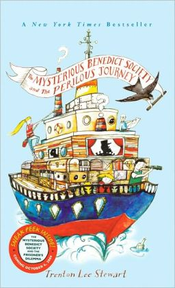 The Mysterious Benedict Society and the Perilous Journey (Mysterious Benedict Society Series #2) (Turtleback School & Library Binding Edition)