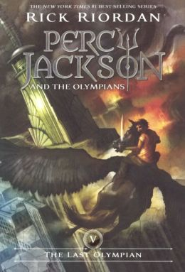 The Last Olympian (Percy Jackson and the Olympians Series #5) (Turtleback School & Library Binding Edition)