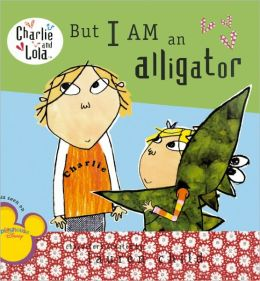 But I am an Alligator (Turtleback School & Library Binding Edition)
