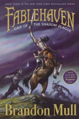 Grip of the Shadow Plague (Turtleback School & Library Binding Edition)