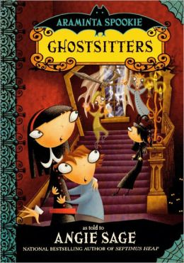 Ghostsitters (Turtleback School & Library Binding Edition)