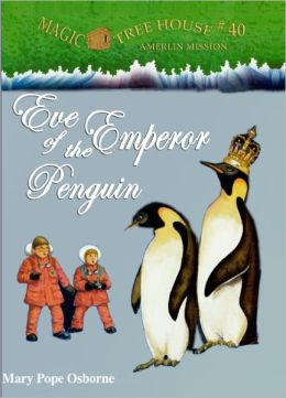 Eve Of The Emperor Penguin (Turtleback School & Library Binding Edition)