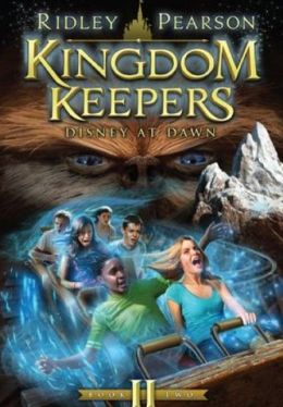 Disney at Dawn (Kingdom Keepers Series #2) (Turtleback School & Library Binding Edition)