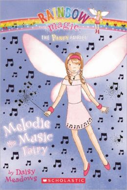 Melodie the Music Fairy (Turtleback School & Library Binding Edition)