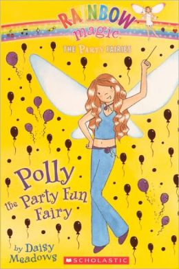 Polly the Party Fun Fairy (Turtleback School & Library Binding Edition)