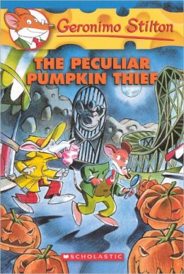 The Peculiar Pumpkin Thief (Turtleback School & Library Binding Edition)