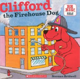 Clifford, The Firehouse Dog (Turtleback School & Library Binding Edition)