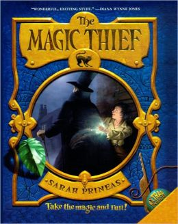 The Magic Thief (Turtleback School & Library Binding Edition)