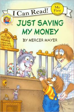 Just Saving My Money (Turtleback School & Library Binding Edition)