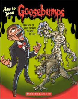 How to Draw Goosebumps (Turtleback School & Library Binding Edition)