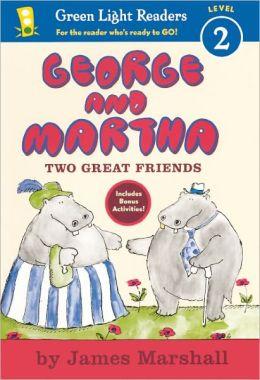 Two Great Friends (Turtleback School & Library Binding Edition)