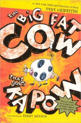 Big Fat Cow That Goes Kapow (Turtleback School & Library Binding Edition)