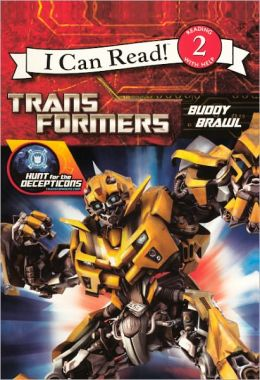 Hunt for the Decepticons: Buddy Brawl (Turtleback School & Library Binding Edition)