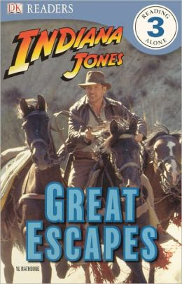 Indiana Jones: Great Escapes (Turtleback School & Library Binding Edition)