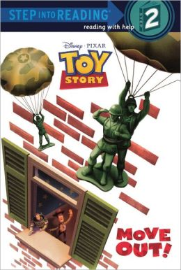 Toy Story: Move Out! (Turtleback School & Library Binding Edition)