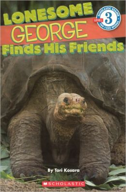 Lonesome George Finds His Friends (Turtleback School & Library Binding Edition)