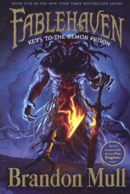 Keys to the Demon Prison (Turtleback School & Library Binding Edition)