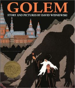Golem (Turtleback School & Library Binding Edition)
